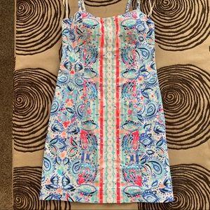 Lilly Pulitzer EUC Size 2 Shelli Dress